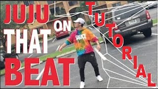 Dance Tutorial | Learn How To Juju On That Beat the REAL Way! | @justmaiko #jujuonthatbeat