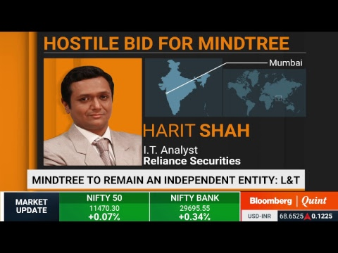 L&T Management On Its 3-Part Deal To Take Over Mindtree