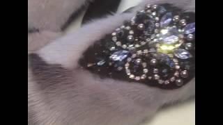 видео варежки из норки