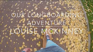 OUR LONGBOARDING ADVENTURE l Louise Mckinney Thumbnail