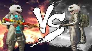PANDA VS PANDA | 28 KILLS SOLO vs SQUAD | PUBG Mobile 🐼
