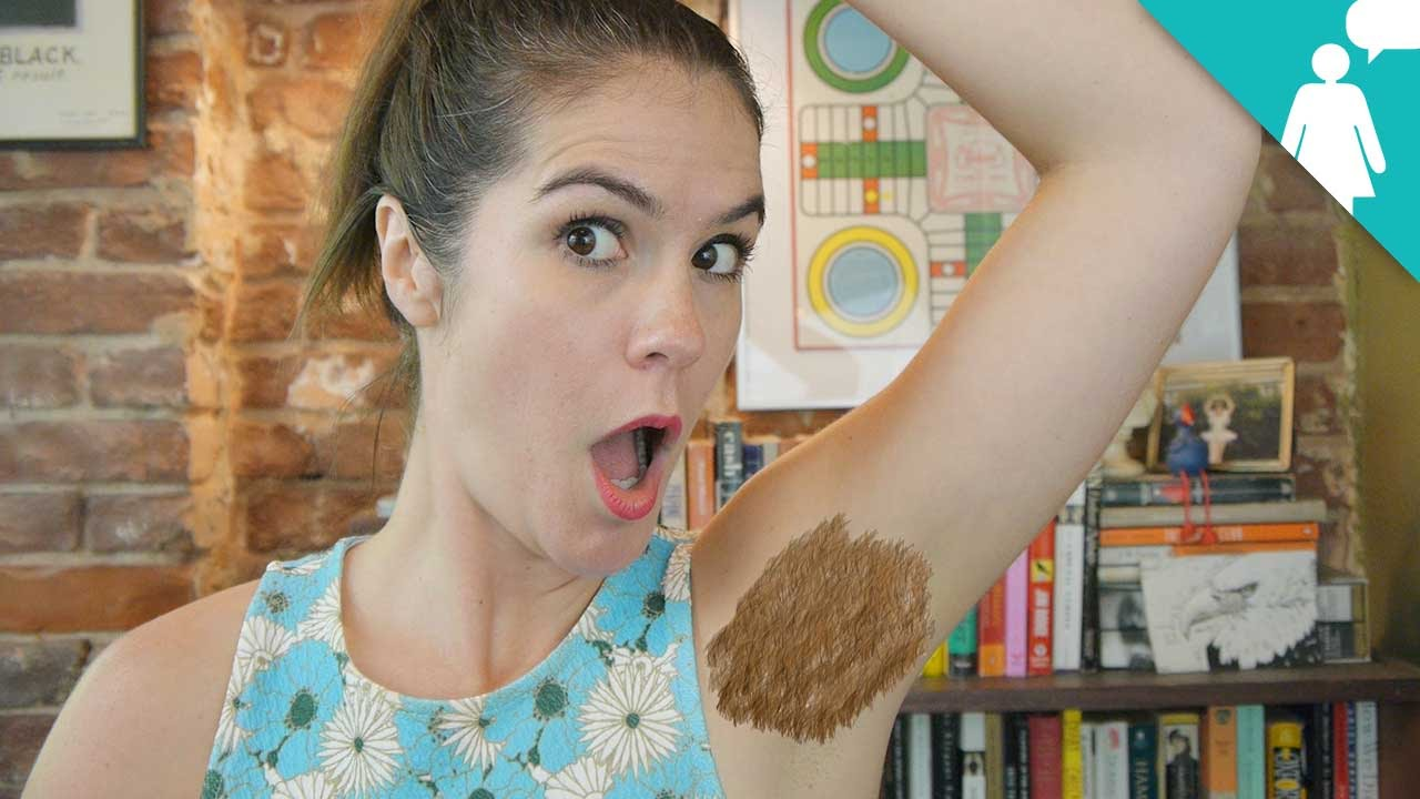 Hair Armpit Age What Grow Does