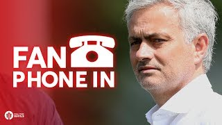 Who Goes On Tour? + Fellaini Contract Debate | Manchester United Fan Phone In!