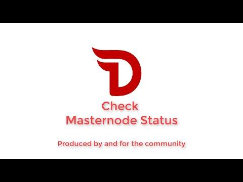 Lookup Masternode Status
