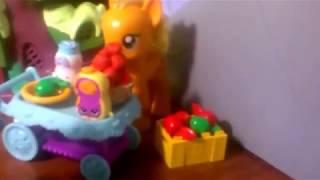 Май Литтл пони. 4 серия сериала