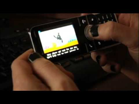 Katshing testar Sony Ericsson Yari