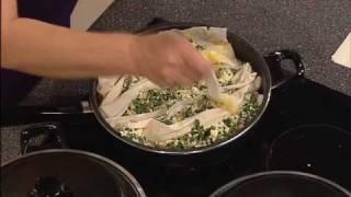 Cooking Wtih Bessemer - Spinach Pie