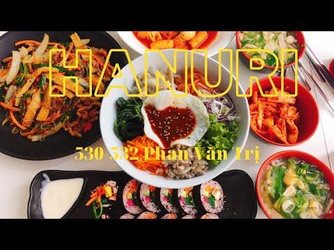 Hanuri Korean Fast Food - Phan Văn Trị, Gò Vấp
