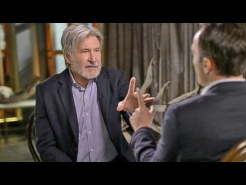 Harrison Ford One-on-One | Legend Dishes on Han Solo, Indiana Jones