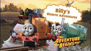 Billy's Bizarre Adventures S1 Ep1 The Bizarre Adventure Begins (Test Pilot Episode)