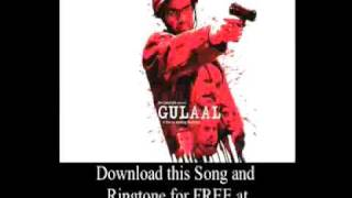 Yaara Maula - Gulaal Full Song (HQ)