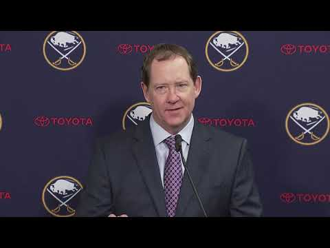 Phil Housley Postgame Interview vs Carolina Hurricanes (2/7/2019)