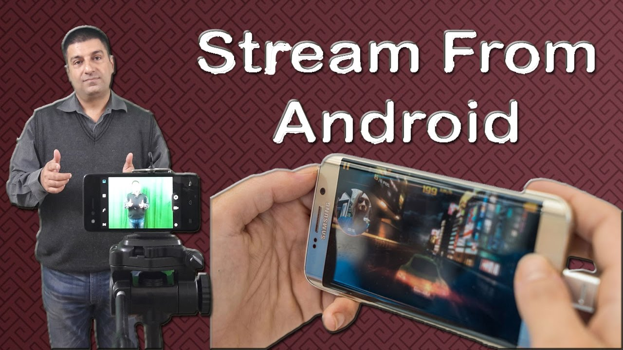 How to stream live on Youtube from Android?
