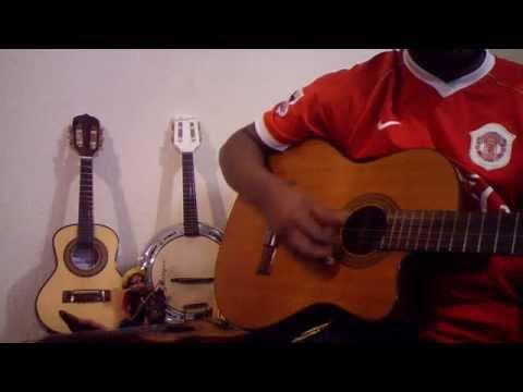 Mauro Violão Simples (parte Aula) - Batidas - Acordes Djavan