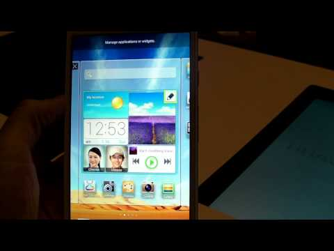 Huawei Ascend Mate: World