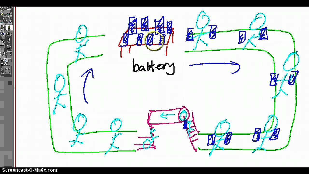 Electrical Circuit Diagrams For Kids
