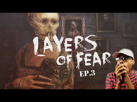 ImDontai Plays Layers Of Fear EP.3 FINAL EPISODE