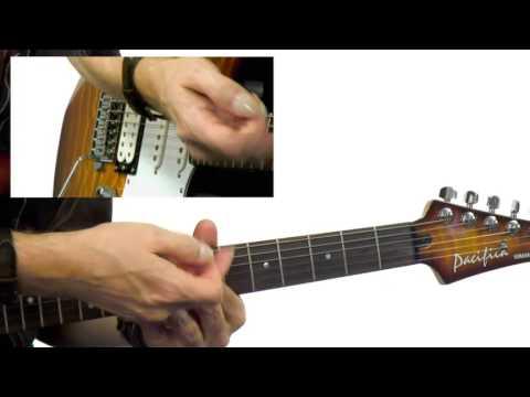 Guitar Interactives - #31 The Pocket - Guitar Lesson - Robbie Calvo