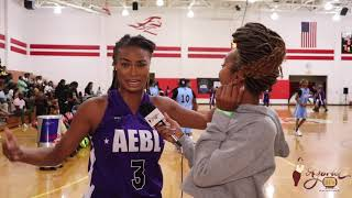 AEBL hosts Celebrity Basketball Game the weekend of BET Hip Hop Awards 2k19