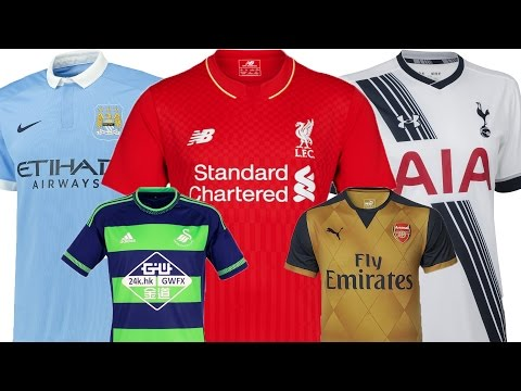 new-premier-league-kits-2015/16-|-home-&-away