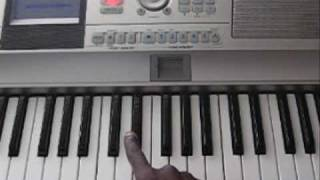"How to Play ""Same Girl"" by R Kelly feat. Usher on Piano (8thHarmonic)"