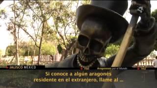 Aragoneses por el mundo en Jalisco