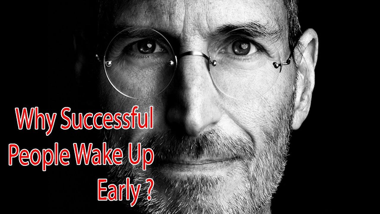 Orang-orang Sukses Bangun Tidur Jauh Sebelum Matahari Terbit
