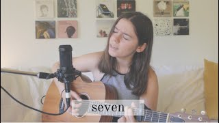 seven - taylor swift (cover)