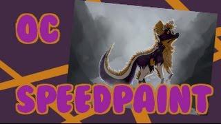 Speedpaint - October