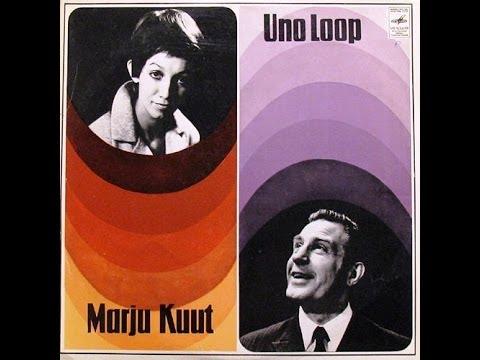 Marju Kuut & Uno Loop (FULL ALBUM, Bossa Nova, 1971, Estonia, USSR)