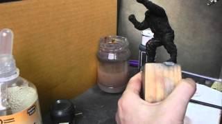B17 Waistgunner - Verlinden 120mm parte 1