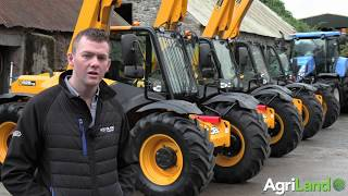 AgriLand talks tractors...with George Coyle (from GF Coyle) in the heartland of Co. Kildare