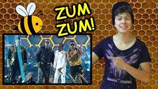 Reaccion A Daddy Yankee Rkm Ken Y Arcangel Zum Zum Official Audio