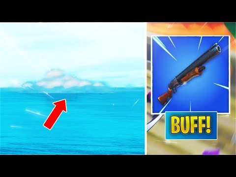 *NEW UPDATE* Weapon Buffs & Nerfs / Snow Storm Event / Winter Royale! (Fortnite)