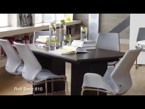 Rolf Benz Stuhl 610 Bei Mobel Schaller