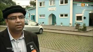 ISLAM Ahmadiyya im TV Fernsehen - Tag der offenen Moschee in Osnabrück