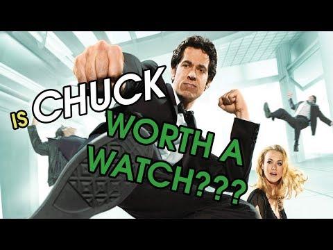 Chuck  Worth a Watch?  TV