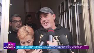 Delitto di Maria Tanina, si costituisce personal trainer - La vita in diretta 11/10/2018