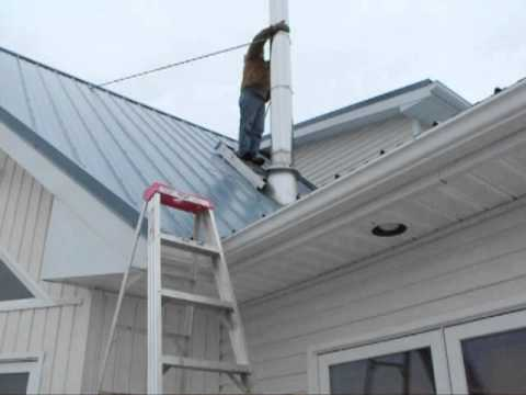 Chimney Spin Cap Installation Excel Model Youtube