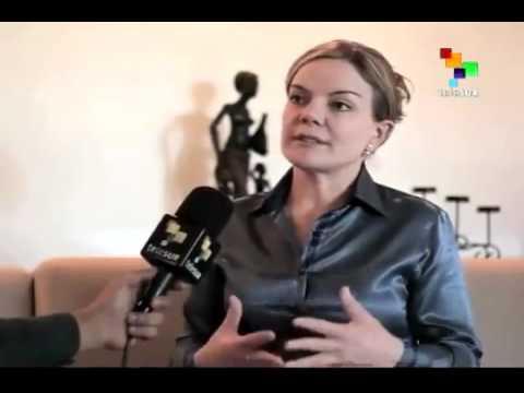 23667 rizne Pervomaisky TeleSUR Entrevista a la Senadora brasileña Gleisi Hoffmann Audio original