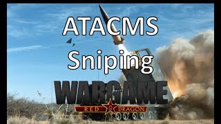 Wargame Red Dragon - ATACMS Sniping
