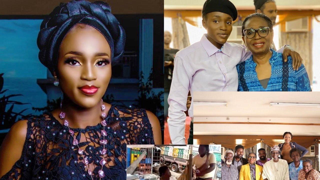 Yoruba Actress, Bukunmi Oluwasina Gives Out And Spends 11 Million Naira On 200 People