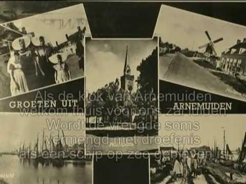 De Havenzangers -  Als de klok van Arnemuiden ( KARAOKE ) Lyrics