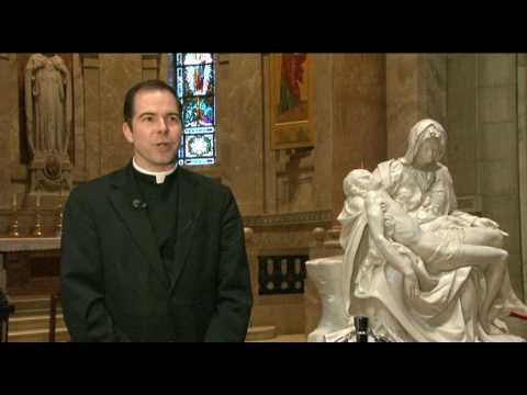 Father Joseph Johnson discusses the Pieta, Part 1