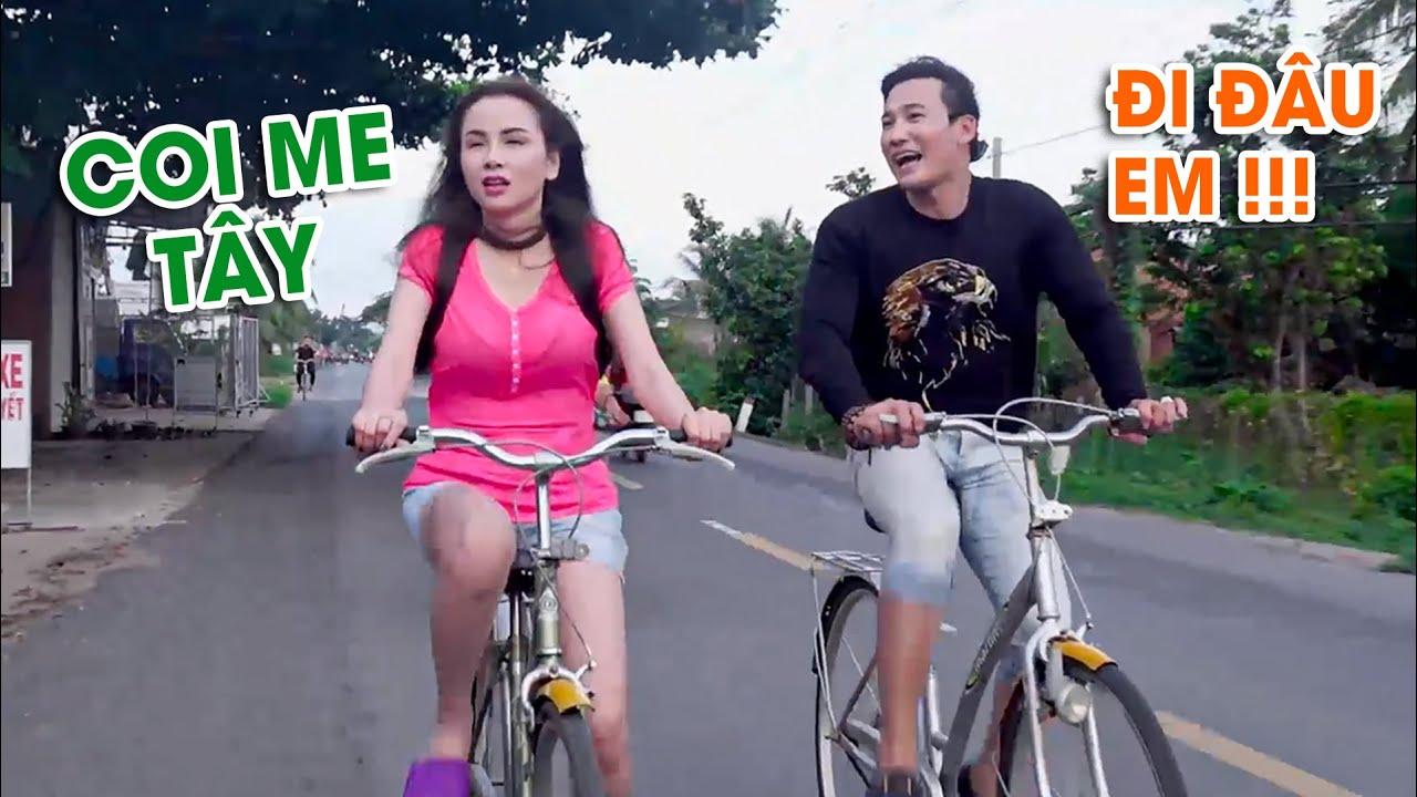Đạp xe 5km để coi ME TÂY hơn 100 tuổi tại huyện Chợ Lách I Ngũ Quỷ Đồng Quê