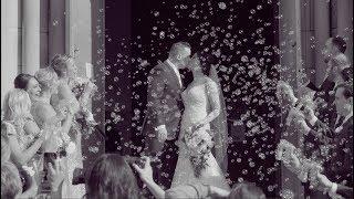 St. Mary's Church Wedding & D'Amore Reception | Alyssa + Brian | Indianapolis, Indiana