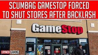 Gamestop Has No Shame As Stores Finally Close Their Doors