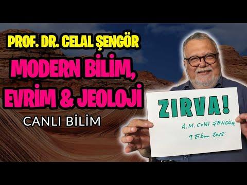 Modern Bilim, Evrim ve Jeoloji (Prof. Dr. Celal Şengör, İTÜ Avrasya Yerbilimleri Enstitüsü)