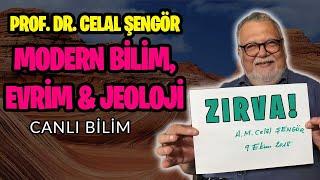 Prof. Dr. Celal Şengör (İTÜ Avrasya Yerbilimleri Enstitüsü) - Modern Bilim, Evrim ve Jeoloji