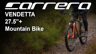 Carrera Vendetta Men's Mountain Bike 2016